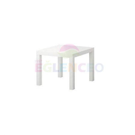 Beyaz Çocuk masası