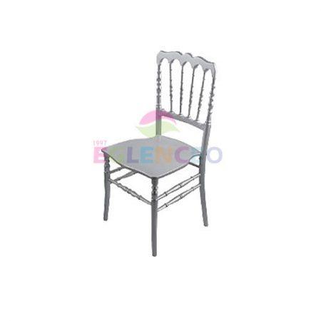gumus-renk-napolyon-sandalye