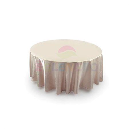 Krem masa örtüsü
