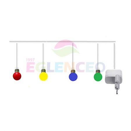 Renkli ampuller