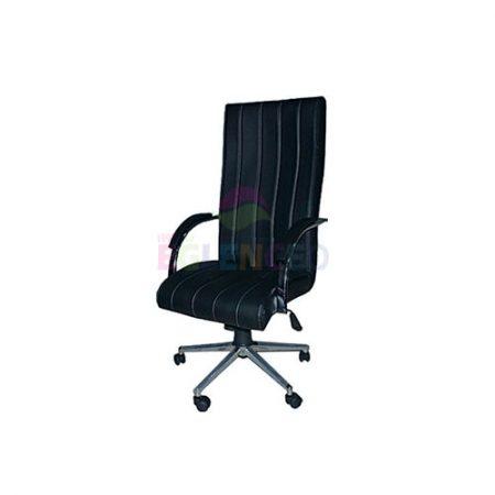 Siyah Toplantı Sandalyesi