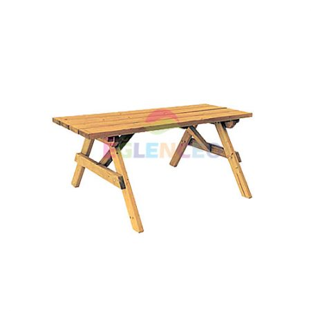 Ahsap Piknik Masası