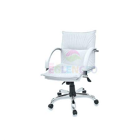 Beyaz Toplantı Sandalyesi