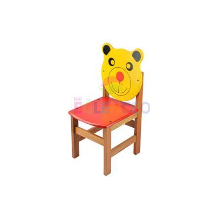 Çocuk Sandalyesi Ayıcıklı