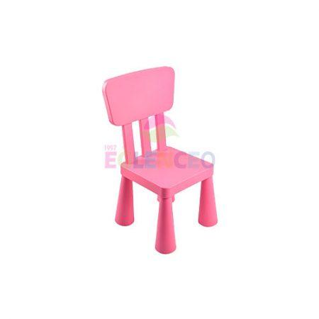 Çocuk Sandalyesi Pembe