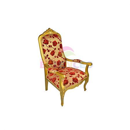 Güllü nikah sandalyesi Kiralama