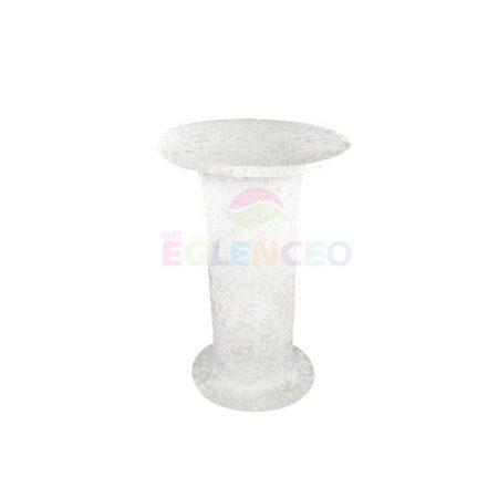 Kokteyl masası beyaz