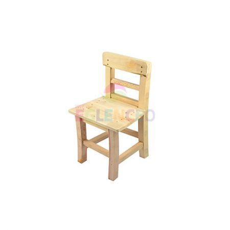 Naturel Çocuk Sandalyesi