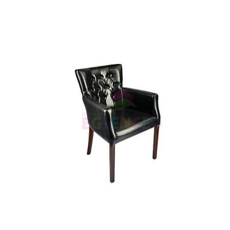 Protokol Sandalye Siyah