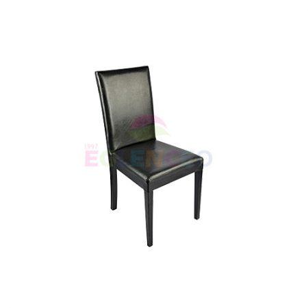 siyah-deri-sandalye