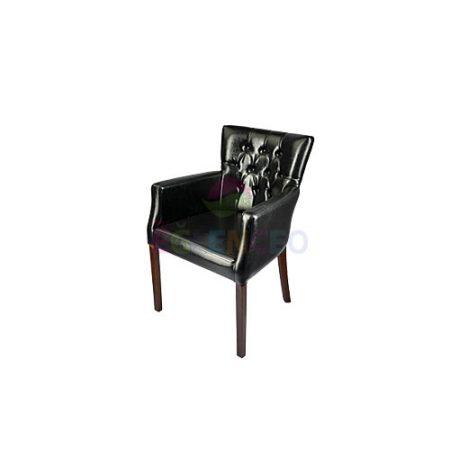 Siyah Protokol Sandalye