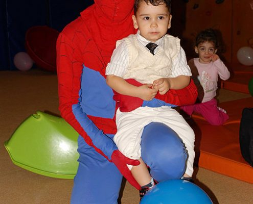 spiderman-kostümü