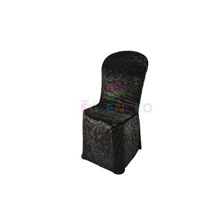 Streç Örtülü Sandalye Siyah