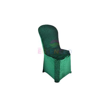 Streç Örtülü Sandalye Yeşil