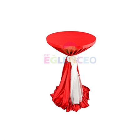 Kokteyl Masası Kırmızı
