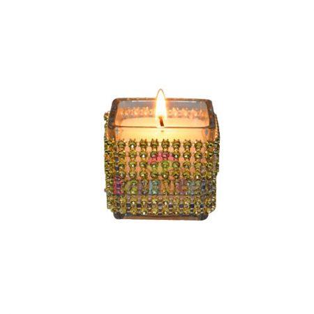 Kare dekoratif mumluk