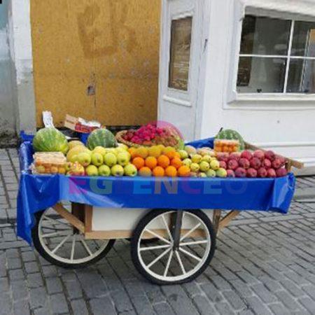Meyve arabası