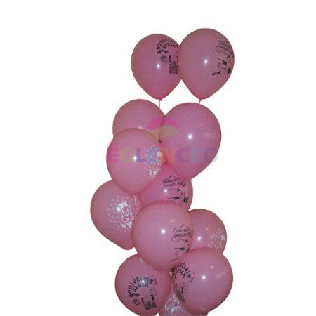 pembe uçan balonlar