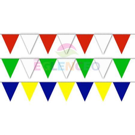 üçgen bayrak süsleme