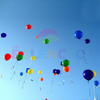 Balon Yağdırma