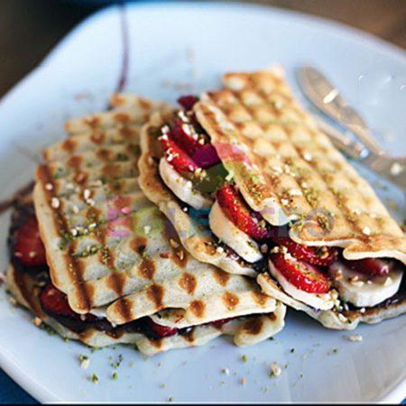 Waffle İkramı
