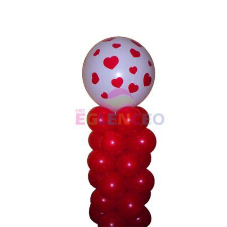 Kalpli-Sutun-Balon