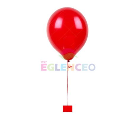 Yazılı uçan balon